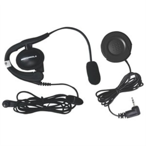 1884 Wired Ptt Button & 56320 Vox Headset Motorola Talkabout Headsets/Earsets