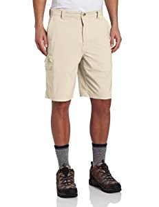 Columbia Men's Grander Marlin Offshore Short, 40-Inch, Fossil