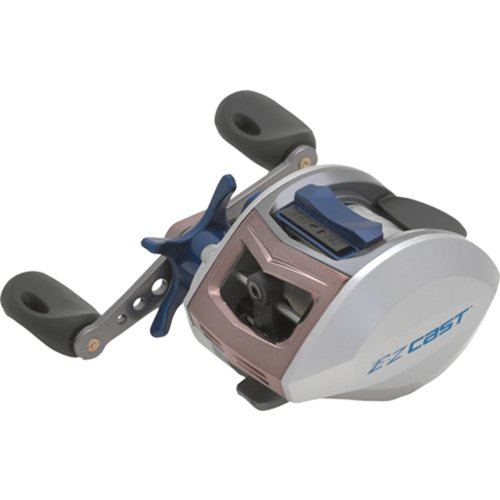 Baitcasting reel shakespeare ez cast baitcast reel 6 2 1 for Baitcasting fishing reels