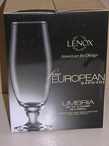 Lenox Umbria Pilsners (Set of 4)
