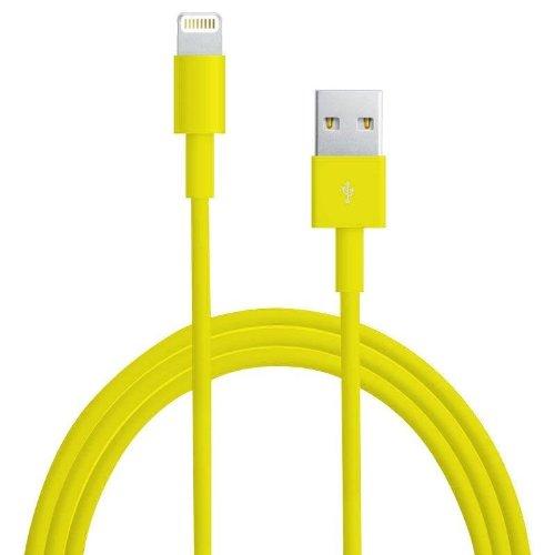 caringa-cable-amarillo-de-carga-para-iphone-5-5s-5c-6-ipad-ipod-para-toma-de-pared-clavija-y-cargado