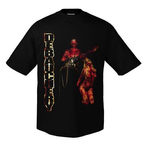 Chameleon Clothing -  T-shirt - Uomo nero 56/58