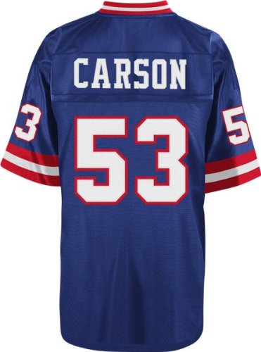 Harry Carson New York Giants Jerseys