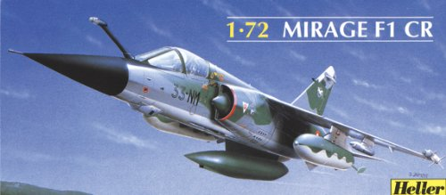 Heller Mirage F1 CR Airplane Model Building Kit