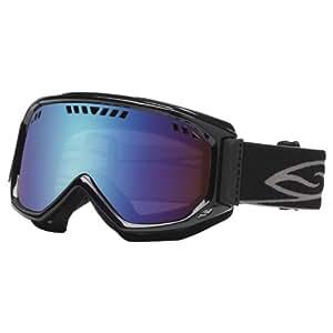 Smith Optics Scope Goggle (Black Frame, Blue Sensor Mirror Lens)