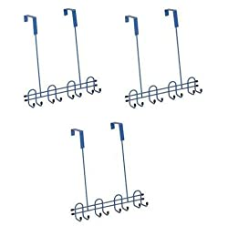 Traveller-Easy to carry portable clothes hanger,Useful in travelling and at home-Pack of 3