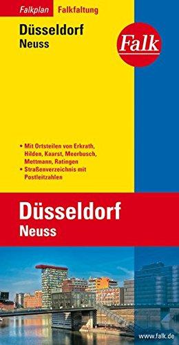 Falkplan-Falk-Faltung-Dsseldorf-Neuss