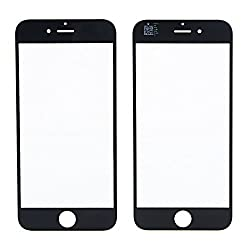 (GG MALL) 100% Original Front LCD Outer Glass Screen Lens Replacement Repair Parts for Apple iPhone 6 4.7