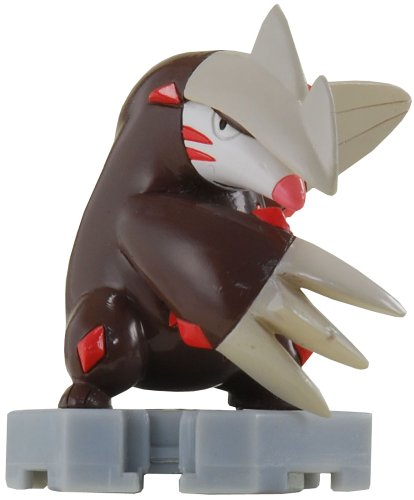 "Takaratomy Pokemon Monster Collection Plus - MP-10 - Excadrill/Doryuuzu Action Figure, 2"" - 1"