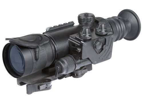 Armasight Vulcan 3.5-7X Id Compact Night Vision Rifle Scope Gen 2+ Improved Definition