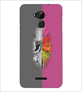 PrintDhaba Funny image D-4194 Back Case Cover for COOLPAD NOTE 3 LITE (Multi-Coloured)