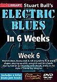 Stuart Bull's Electric Blues In 6 Weeks Week 6 DVD