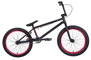 Eastern Bikes Traildigger Bike (Matte Black, 20-Inch BMX)