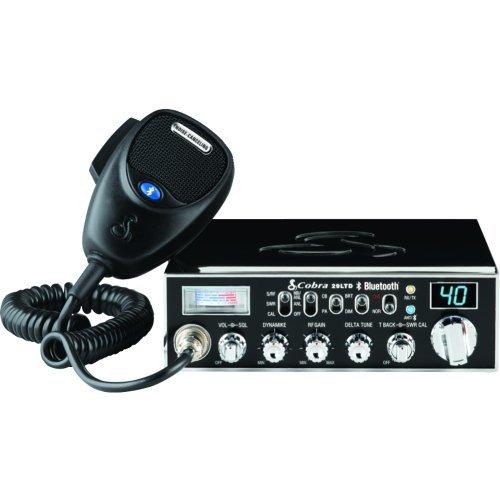 Cobra 29 LTD BT 40-Channel CB Radio with Bluetooth Technology