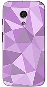 Timpax protective Armor Hard Bumper Back Case Cover. Multicolor printed on 3 Dimensional case with latest & finest graphic design art. Compatible with Motorola Moto -G-2 (2nd Gen )Design No : TDZ-23631