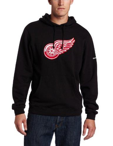 NHL Detroit Red Wings Playbook Hood Men's