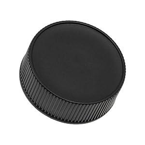 Fotodiox Rear Lens Cap for Leica M lenses, fits Leica M lens, CL lens, Ernst Leitz Canada's ELCAN lens, Konica Hexar RF lens, and Minolta CL, CLE Rokkor Lens, Voigtlander lenses With the Bessa T, R2, R2A, R3A, R4A, R2M, R3M and R4M, Rollei 35 RF, Zeiss Ik