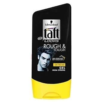 Amazon.com: Schwarzkopf Taft on Rough & Tough Gel 150ml low Price