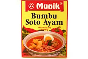 Bumbu Soto Ayam (Chicken Soto Seasoning) - 3.2oz (Pack of 1)