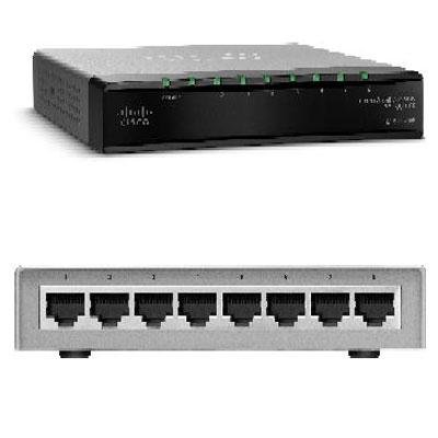 Sg100d-08 8port Gb Switch