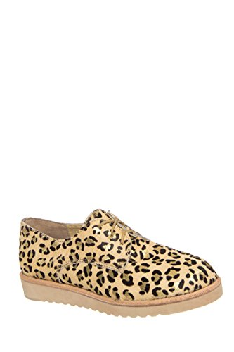 Unisex Derby Wedge Oxford
