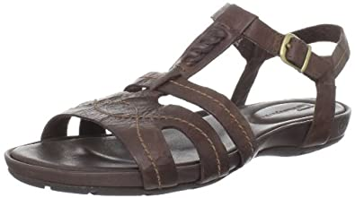 timberland damen sandalen earthkeepers 28642 41 5 dark brown schuhe handtaschen. Black Bedroom Furniture Sets. Home Design Ideas
