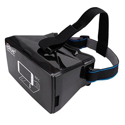 3D Glasses, Dreaman 3D Box Glasses Immersive Virtual Reality Google For 4-6 inch SmartPhone