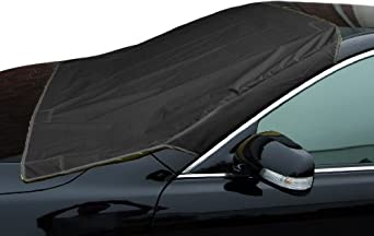 xcellent global couverture pare brise voiture les rayons uv pluie givre glace. Black Bedroom Furniture Sets. Home Design Ideas