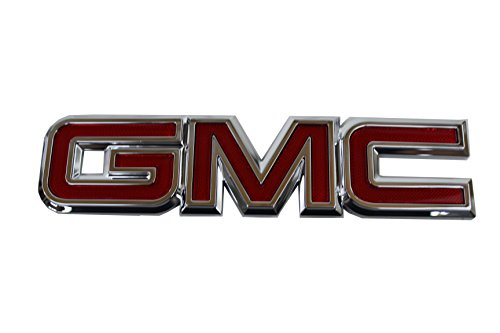 Genuine GM 15186371 Liftgate Vehicle Name Plate (Gmc Grill Emblem compare prices)