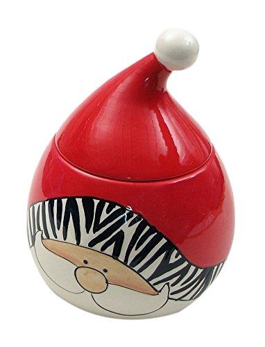 Wild About Santa Goody Jar