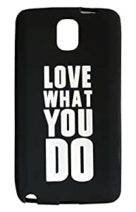 Generic Printed Mobile Back Cover / Back Case for Samsung Galaxy Note 3