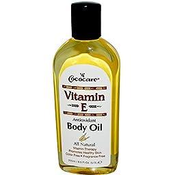 Cococare, Vitamin E, Body Oil, 8.5 fl oz (250 ml) - 2pc