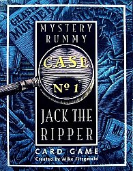 Jack The Ripper (Mystery Rummy, Case No. 1)