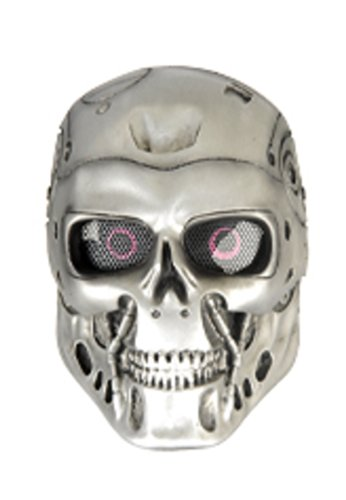 Airsoft FULL FACE Terminator T800 Tactical WarGame Mask - AC-211 - (Ac Masks compare prices)