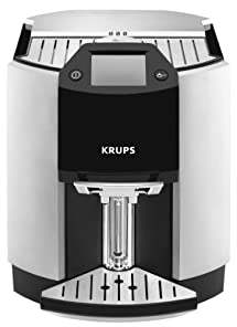 KRUPS EA9000 Barista Fully Automatic One Touch Cappuccino Machine