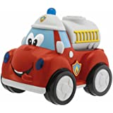 Chicco 60022 Camion dei Pompieri Funny Vechicles, Elettronico con Effetti Sonori e Musiche