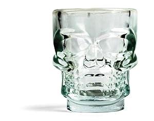 Skull Shot Glasses by Kikkerland
