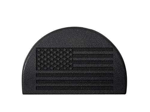 US Flag Inverse Alternate Engraved Jentra JP-1 Grip Slug Plug for Glock 17 19 20 21 22 23 24 31 32 34 35 37 38 GEN 1-3 by NDZ Performance (Alternate Us Flag compare prices)