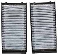 Tyc 800116c2 Bmw X5 Replacement Cabin Air Filter from TYC