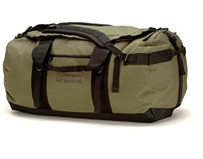 Snugpak Kit Monster 65 Litre Cargo Travel Bag/holdall by OV