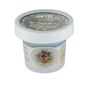 SKIN FOOD スキンフード ブラックセサミ ホットマスク