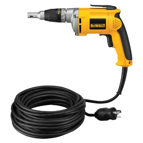 Best Deals! DEWALT DW272WT 6.3 Amp VSR Drywall Screwdriver