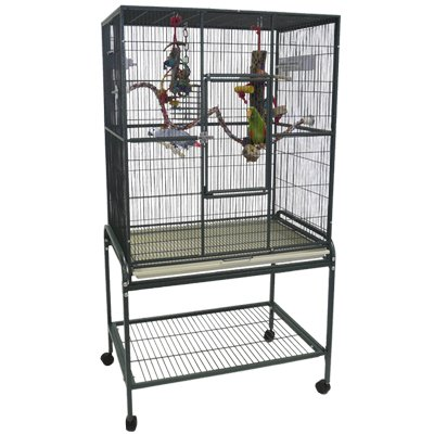 Bird Cages : Flight Bird Cage with Stand CFAE-322262-6000