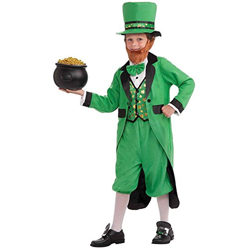 Mr. Leprechaun Kids Costume