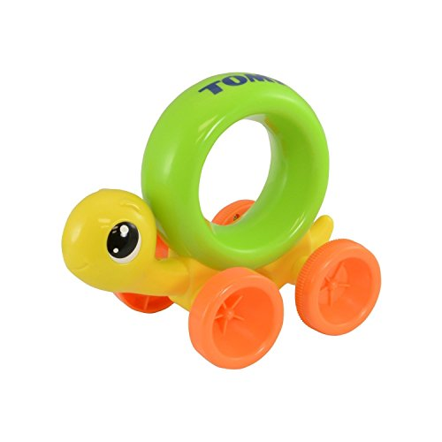 TOMY Push N' Chase Turtle Toy