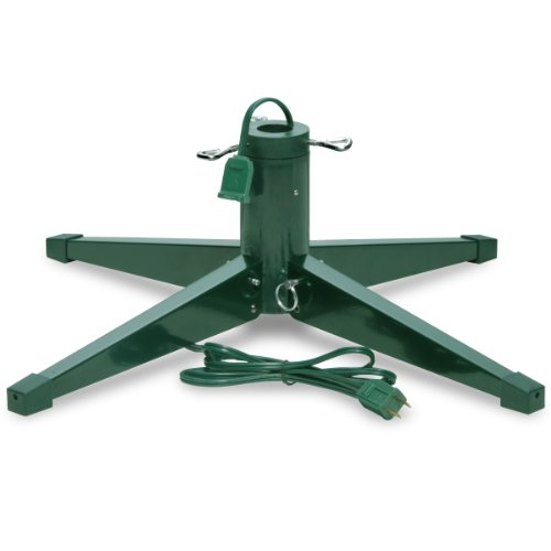 National Tree RS-2 Revolving Stand for Trees-UL, Load Weight 100-Pound