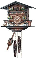 Black Forest - Large German Cuckoo Clock with Music by Alexander Taron