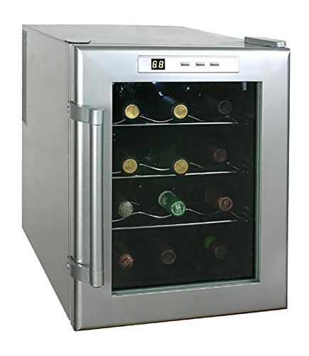 Sunpentown 12-Bottle Thermo-Electric Wine Cooler