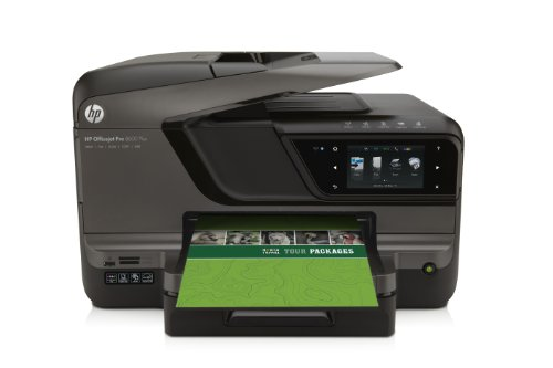 HP Officejet Pro 8600 Plus  e-All-in-On Wireless Color Printer with Scanner, Copier & Fax