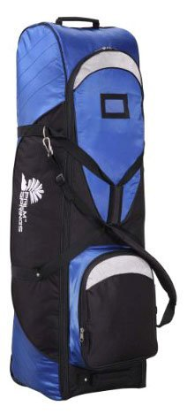 PALM SPRINGS GOLF Tour Player Travel Cover BLUE
